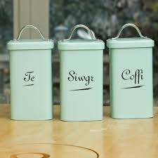 welsh kitchen canisters p4 157ss 12 00 seld chic interiors