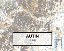 Austin City Limits Map by Download Austin Dwg Mapacad