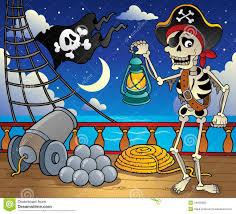 pirate ship deck theme 6 royalty free stock photos image 24602998