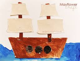 mayflower craft ideas preschool crafts