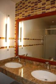 bathroom cabinets gold bathroom mirror commercial toilet mirrors