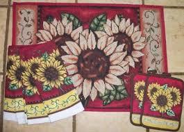 Sunflower Kitchen Rugs 53 Best Sunflower Kitchen Images On Pinterest Sunflower Kitchen