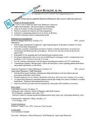 fantastic sample pharmacist resume 7 hospital pharmacist resume