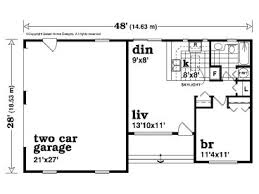 floor plans for garage apartments garage apartment plans one story garage apartment plan 032g