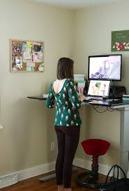 creating a healthier home office