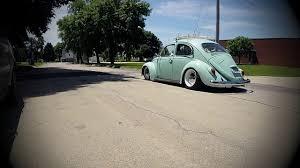 1970 volkswagen beetle classic 1970 1970 vw beetle bagged youtube