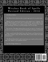 the witches book of spells roc marten 9781463517328 amazon com