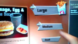 automated mcdonald u0027s cashiers added is it the minimum wage youtube