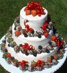 wedding cakes los angeles wedding in los angeles strawberry wedding cakes the wedding