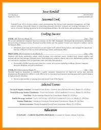 curriculum vitae pizza chef resume for chef u2013 foodcity me