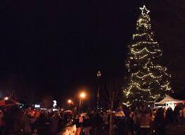 Christmas Tree Lighting Downtown Tigard Tree Lighting Explore Downtown Tigard