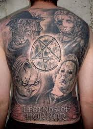 horror designs horror tattoos horror