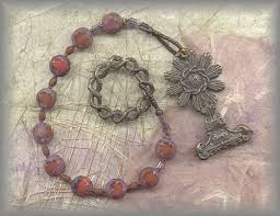 Chaplet Of The Holy Face Rosary Workshop Chaplet Holy Communion Chcd 230