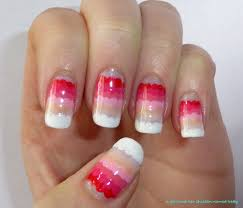 cute nails holden beautify themselves with sweet nails