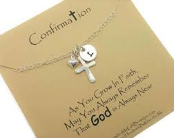 confirmation presents confirmation gift etsy