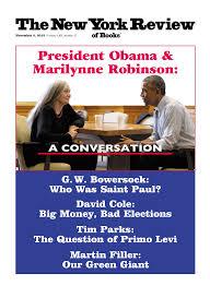 president obama u0026 marilynne robinson conversation iowa
