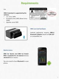 android user guide user guide obd car doctor android app