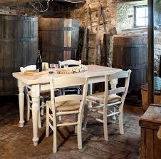 sedie per cucina in legno gallery of tavolo allungabile in legno gambe tornite con 4 sedie