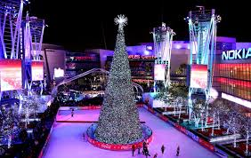 best places to go ice skating in los angeles this holiday season