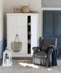 fauteuil de la maison fauteuil cottage de maison du monde photo 1 11 avec ses housse