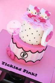 197 best hello kitty cake images on pinterest hello kitty cake