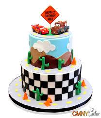 lightning mcqueen birthday cake single tier lion 1st birthday cake cmny cakes