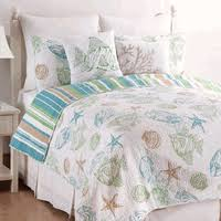 Comforters In Canada Beach Bedding Sets Quilts And Comforters Bella Coastal Décor