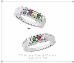 silver mothers ring mothers ring sterling silver category 71090