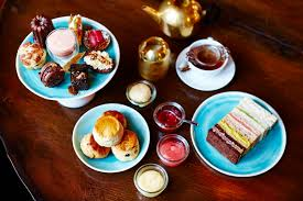 jamie oliver u0027s barbecoa champagne afternoon tea for two piccadilly