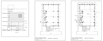 commercial plans commercial design needs