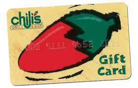 chili gift card brinker international restaurants our company