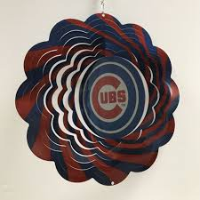 chicago cubs christmas tree topper glass house store
