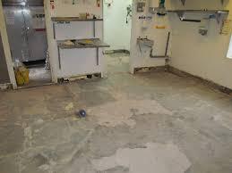Commercial Kitchen Flooring Polyurethane Flooring Installed At Commercial Kitchen Northumberland