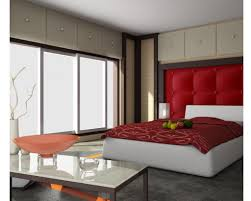 Grey White And Red Bedroom Ideas Bedroom Red Bedroom Ideas Gray Tufted Chair Radiator Round Mirror