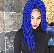 black women with 29 peice hairstyle 29 blue hair color ideas for daring women blue hair colors blue