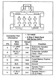 2000 chevy suburban factory amp wiring di
