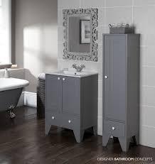 Aquachic Designer Freestanding Storage  Bathroom Vanity Unit - Designer vanity units for bathroom