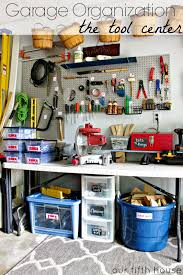 organizing the garage with zink u0026 a giveaway our fifth house