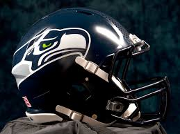 photos new helmet seattle seahawks