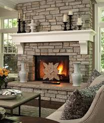stone fire places 40 stone fireplace designs from classic to contemporary spaces