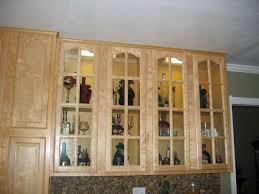 Installing Glass In Kitchen Cabinet Doors Kitchen Gorgeous Aspect To Consider In Installing Glass Kitchen