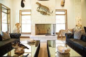 luxury homeowners build rooms to show off their favorite trophies