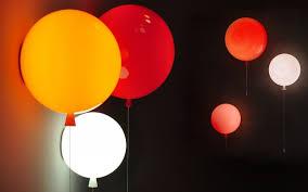 kids balloon wall light baby children room wall lamp balloon