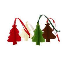 best felt tree ornaments products on wanelo