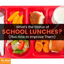 School Lunch Meme - school lunch changes pros cons healthy school lunches dr axe