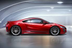 Acura Nsx Weight 2016 Acura Nsx The Game Changer