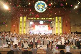 thanksgiving songs to god members church of god international mcgi mcgi celebrates