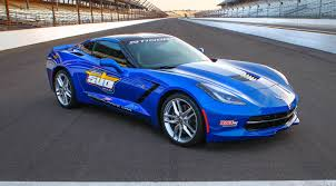 mustang stingray 2014 nfl s jim harbaugh to pace indy 500 in 2014 corvette stingray