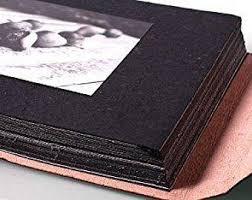 handmade leather photo albums leather photo album etsy