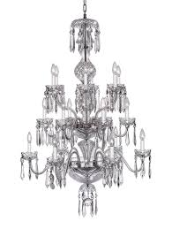 Waterford Chandelier Replacement Parts Empire Style Waterford Chandelier At 1stdibs Photo
